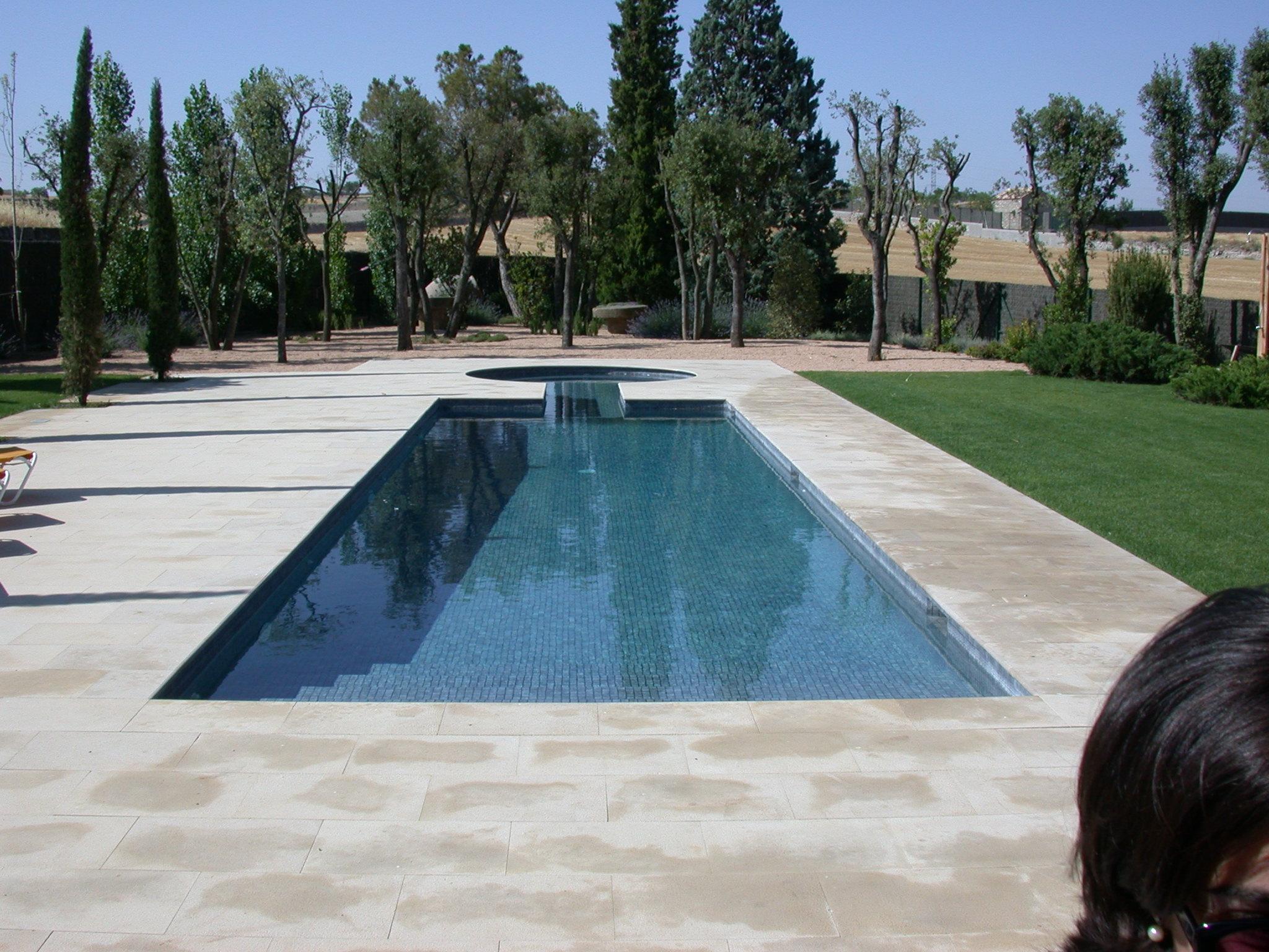 Conillas paisajismo y jardineria diseno paisajistico y for Paisajismo jardines con piscina
