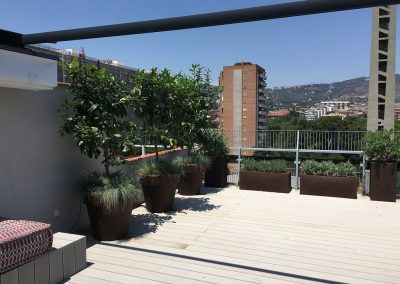 conillas-paisajismo-y-jardineria-terraza-con-tarima-pergola-con-toldo-atico-barcelona-01