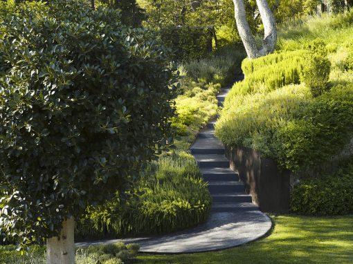 Proyecto de paisajismo de una propiedad privada en Sant Gervasi