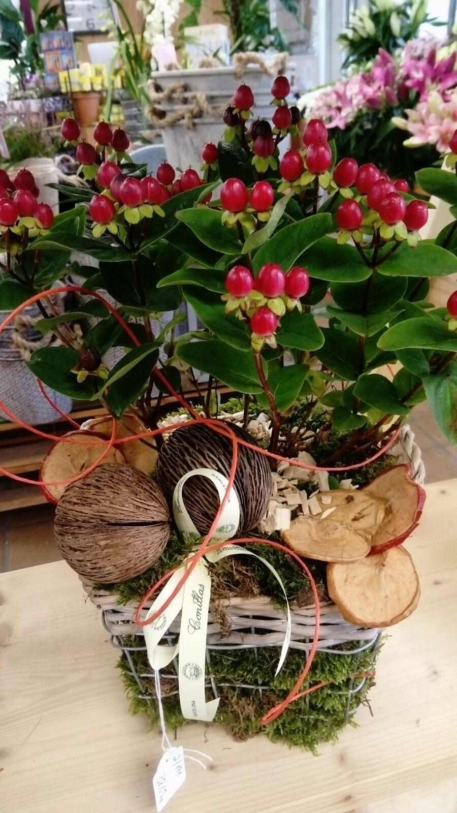 Arreglos Florales De Otoño Conillas