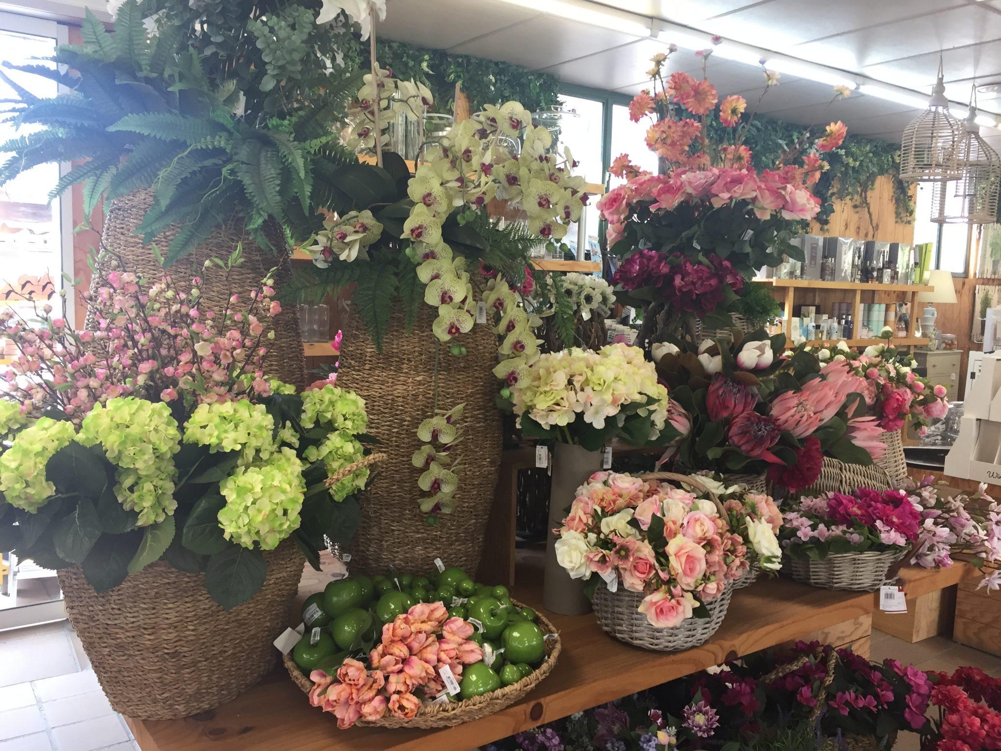 Decorar con plantas artificiales conillas - Plantas artificiales para decorar ...